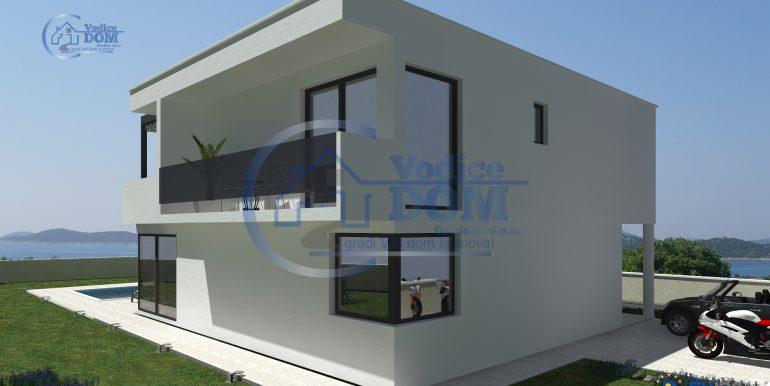 Moderna vila Pag I