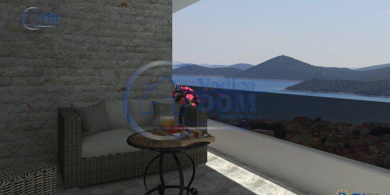 Hausbau Kroatien Vila Lorena