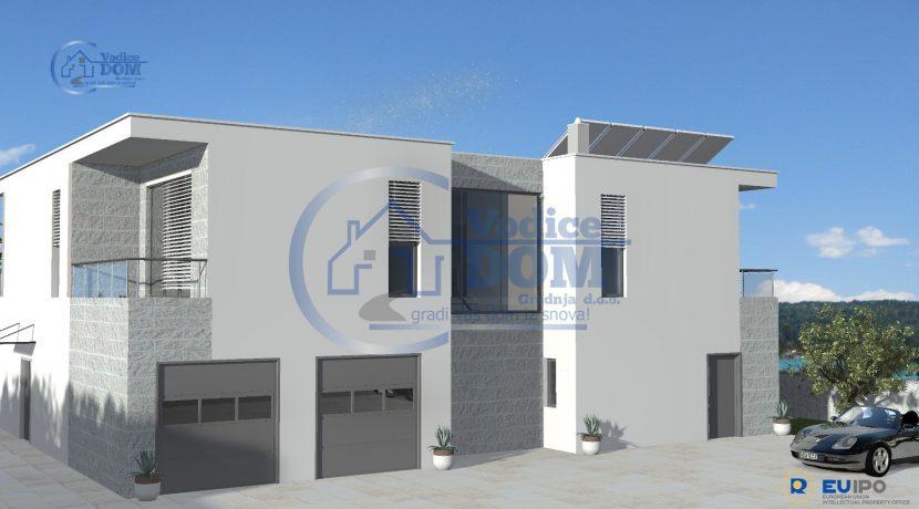 Moderna vila Kastela